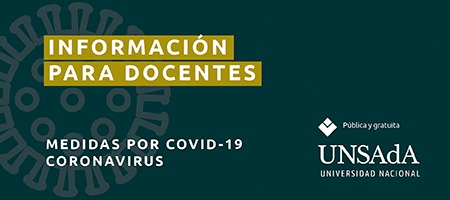 Covid Info Docentes